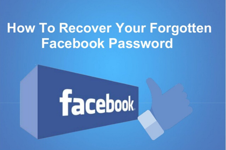 How to Recover Your Facebook Account Password