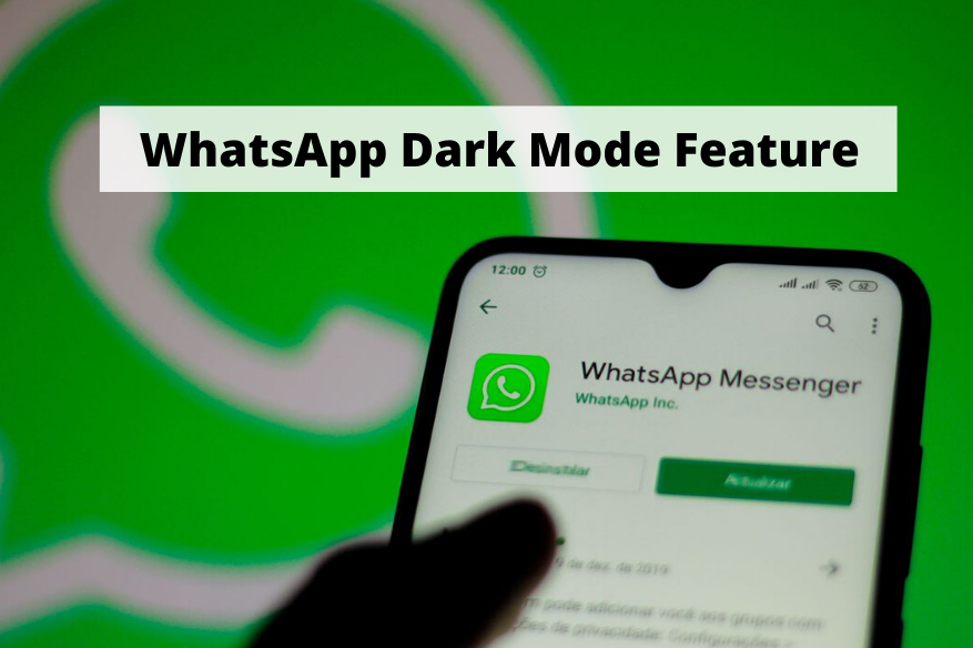 Facebook Finally Launched Dark Mode Feature for WhatsApp-Social-Singam