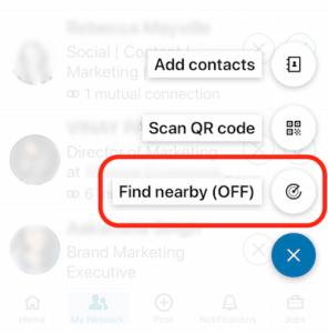 linkedin-mobile-app-find-nearby-social-singam