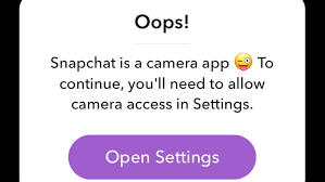 Snapchat-camera-not-open-iphone-and-android-social-singam
