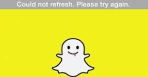 snapchat-could-not-refresh-error-social-singam