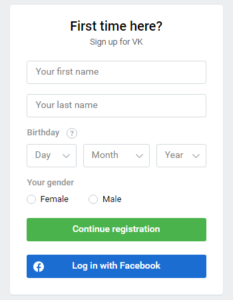 How-to-signup-vk-account