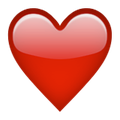 Snapchat-red-heart-emoji-social-singam