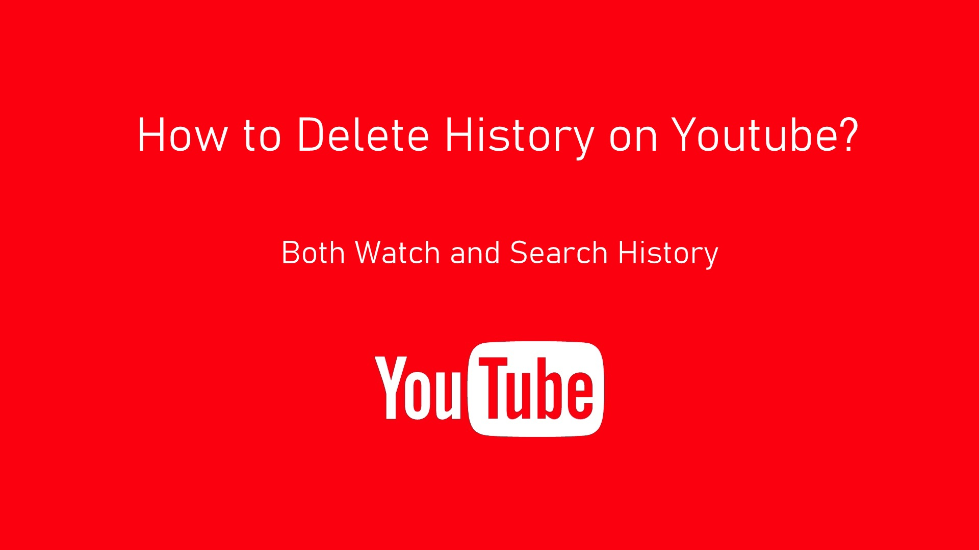 How-to-Delete-YouTube-Search-and-Watch-History-Permanently-Social-Singam