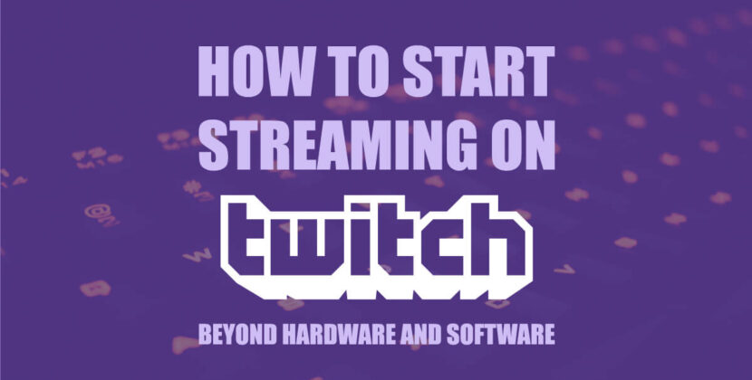 How to Start Twitch Live Streaming