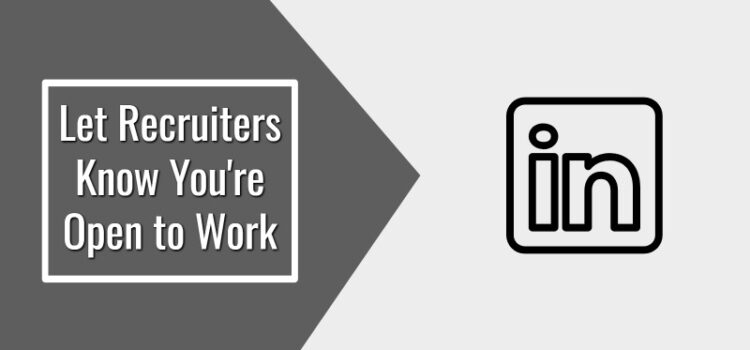 Simple Guide on How To Add Open To Work Frame on LinkedIn Profile