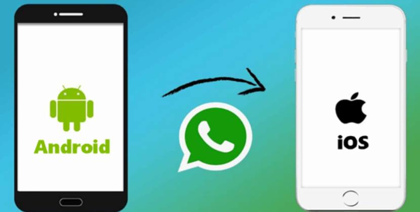 How to Transfer WhatsApp Chats from Android to New iPhone