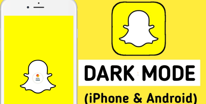 How To Get Snapchat Dark Mode on iPhone and Android Mobile