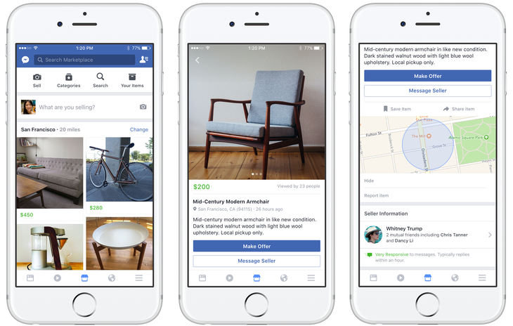 How to Post Item for Sale on Facebook Marketplace