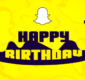 Snapchat Launched A 'Birthdays Mini' Tool to Celebrate Friends Birthday