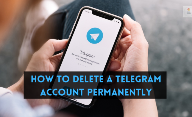 Telegram App on iPhone