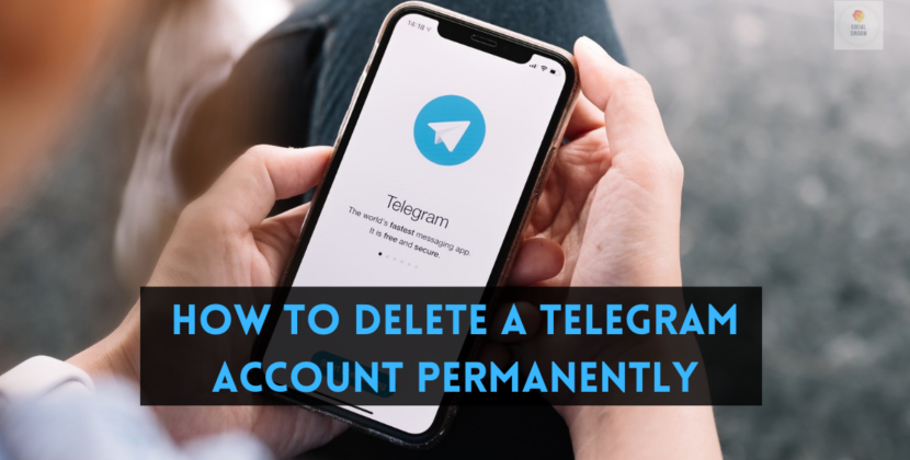 How To Delete A Telegram Account Permanently